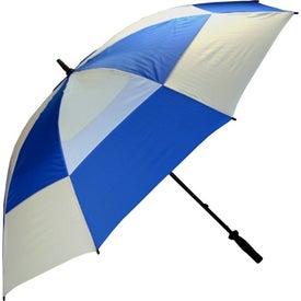 Wind Buster Golf Umbrella for Marketing