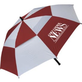 Windproof Golf Umbrella for Your Organization