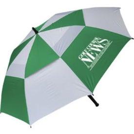 Advertising Windproof Golf Umbrella