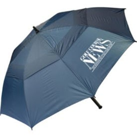 Windproof Golf Umbrella Imprinted with Your Logo