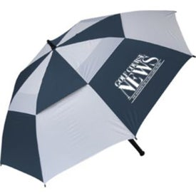 Custom Windproof Golf Umbrella