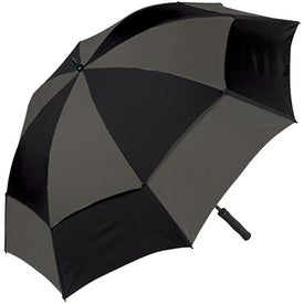 Monogrammed Wind Tamer Oversize Windproof Umbrella