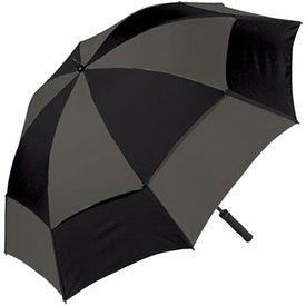 Monogrammed Wind Tamer Oversize Windproof Umbrella