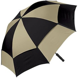 Customized Wind Tamer Oversize Windproof Umbrella