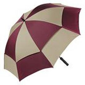 Advertising Wind Tamer Oversize Windproof Umbrella