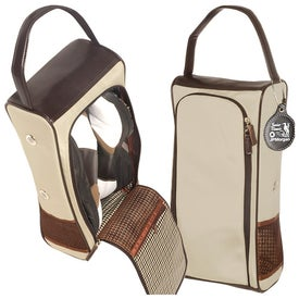 Woodbury Golf Shoe Carrying Case with Your Logo
