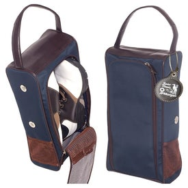 Branded Woodbury Golf Shoe Carrying Case