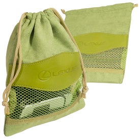 Woodbury Valuables Pouch Branded with Your Logo