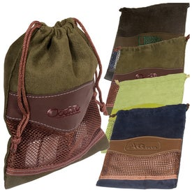 Promotional Woodbury Valuables Pouch