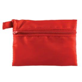 Custom Woods Golf Kit in Zippered Bag
