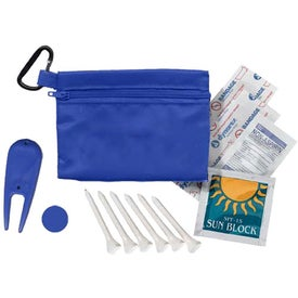 Woods Golf Kits in Zippered Bag