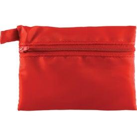 Monogrammed Woods Golf Kit in Zippered Bag