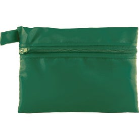 Advertising Woods Golf Kit in Zippered Bag
