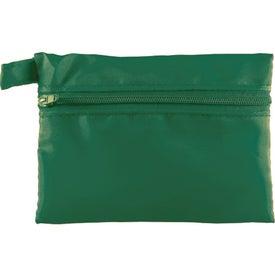 Advertising Woods Golf Kit in Zippered Bag