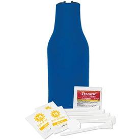 Zip Up KOOZIE Tee Kit for Marketing