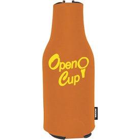 Custom Zip-Up Koozie Deluxe Golf Event Kit