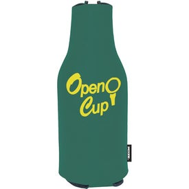 Zip-Up Koozie Deluxe Golf Event Kit for Your Company