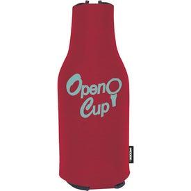 Zip-Up Koozie Deluxe Golf Event Kit for Advertising