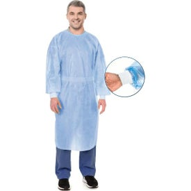 Disposable Isolation Gown Level 2 (Unisex)