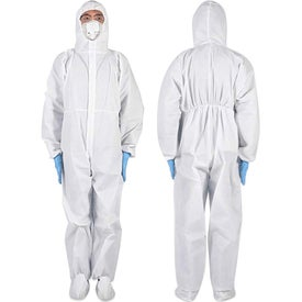 Medical Isolation Protective Clothing (Unisex)