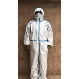 Protective Isolation Clothing