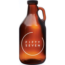 Handled Growler (32 Oz.)