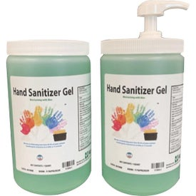 Antibacterial Hand Sanitizer Jug 6 Pack (32 Oz.)