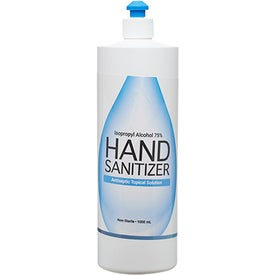Antiseptic Hand Sanitizer Gel (32 Oz.)