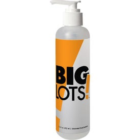 Bullet Sanitizer with Pump (8 Oz.)