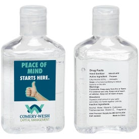 Defender Hand Sanitizer with Vitamin E