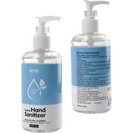 Hand Sanitizer Gel (10 Oz.)