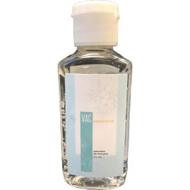 Fragrance Free Hand Sanitizers (2 Oz.)