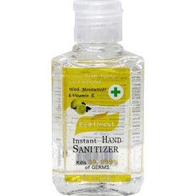 Hand Sanitizer with 75% Alcohol (2 Oz.)