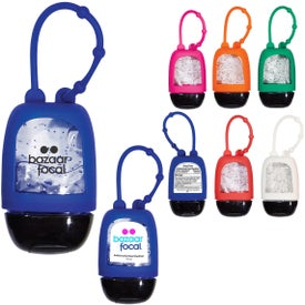 Hand Sanitizer with Colored Moisture Beads (1 Oz.)