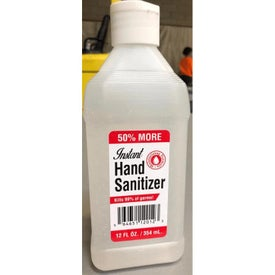 Instant Gel Hand Sanitizer (12 Oz.)