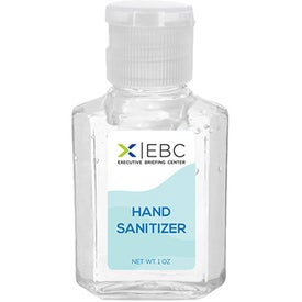 Mini Hand Sanitizer Bottles (1 Oz.)