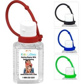 SanPal Compact Hand Sanitizer Gel (0.5 Oz.)