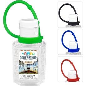 SanPal Compact Hand Sanitizer Gel (1 Oz.)