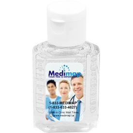 Compact Hand Sanitizer (1 Oz.)