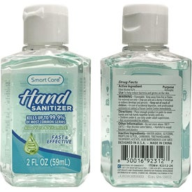 Smart Care Hand Sanitizer (2 Oz.)