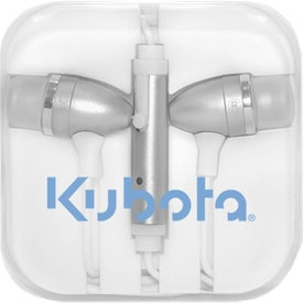 Audia Stereo Earbuds with Microphone