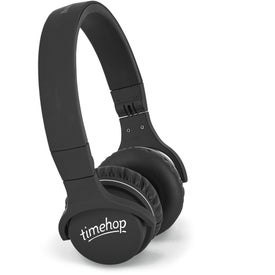 Brookstone Bluetooth Compact Wireless Headphones