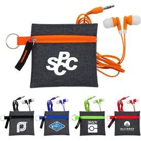G Line Techie Ear Bud Pouches
