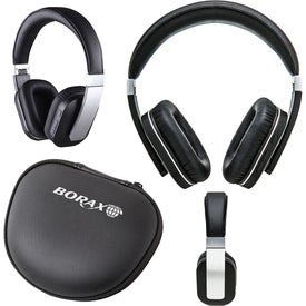 Impact Wired and Wireless Stereo Headphones (270 mAh)