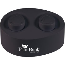 Wireless Earbuds with Charging Base