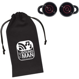 Wireless Earbuds with Pouch