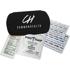 Compact Oval First Aid Kit