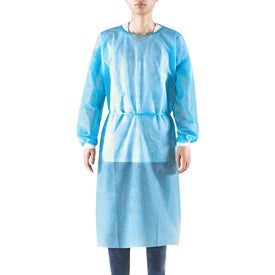 Disposable Isolation Gown (Unisex)