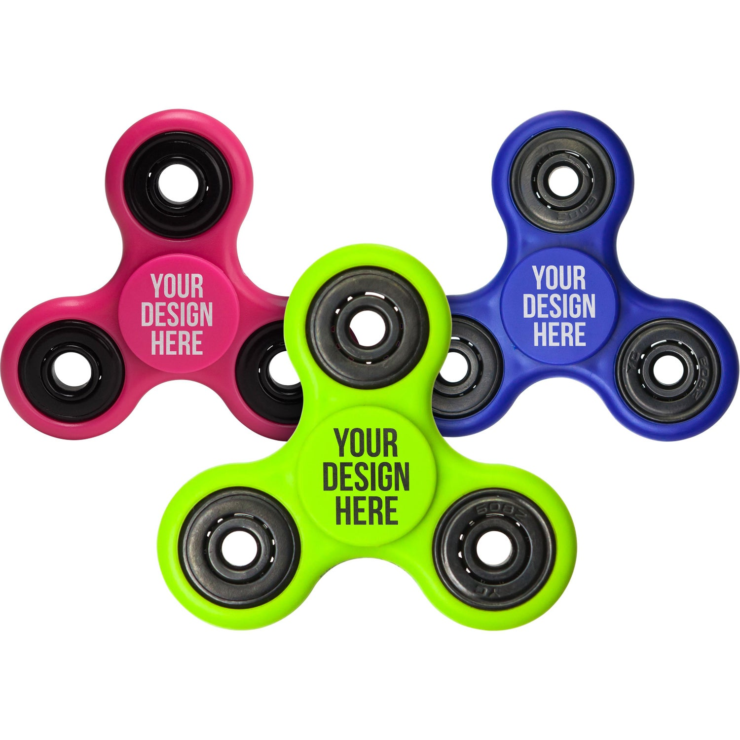 promotional fidget spinners with custom logo for 1 28 ea