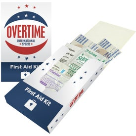 First Aid Pocket Kit (Large)